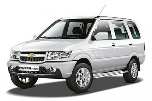 Chevrolet Tavera Car